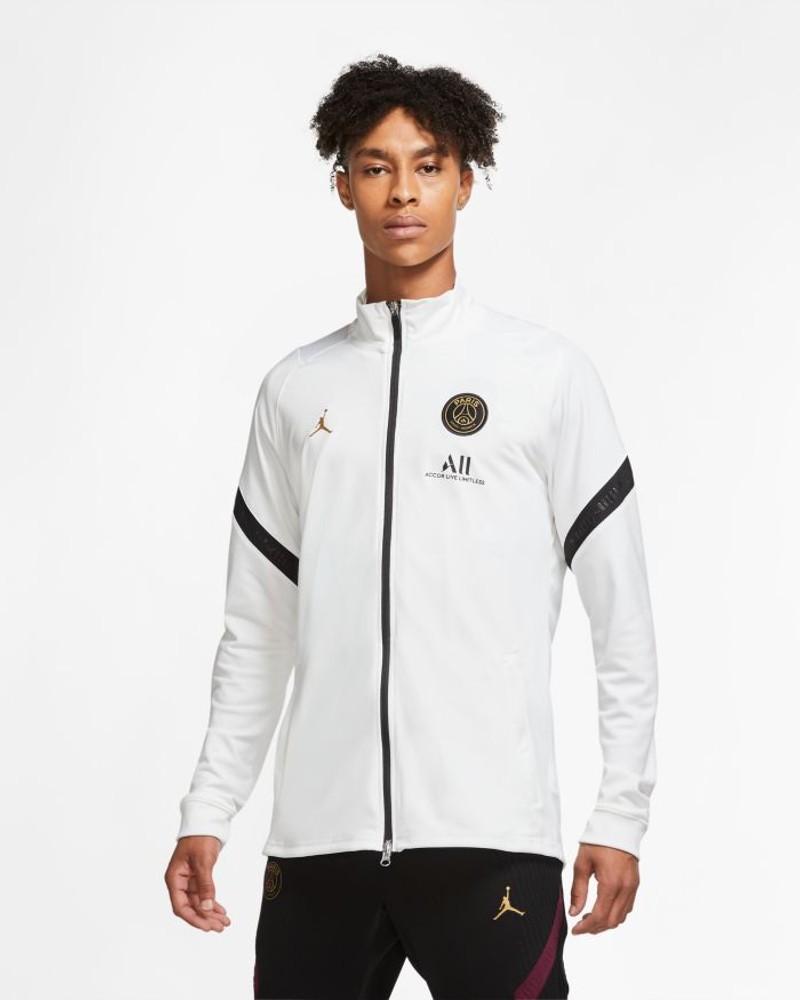 PSG Nike Giacca Tuta Sport Jacket 2020 21 Dry Strike Track UOMO Bianco 0