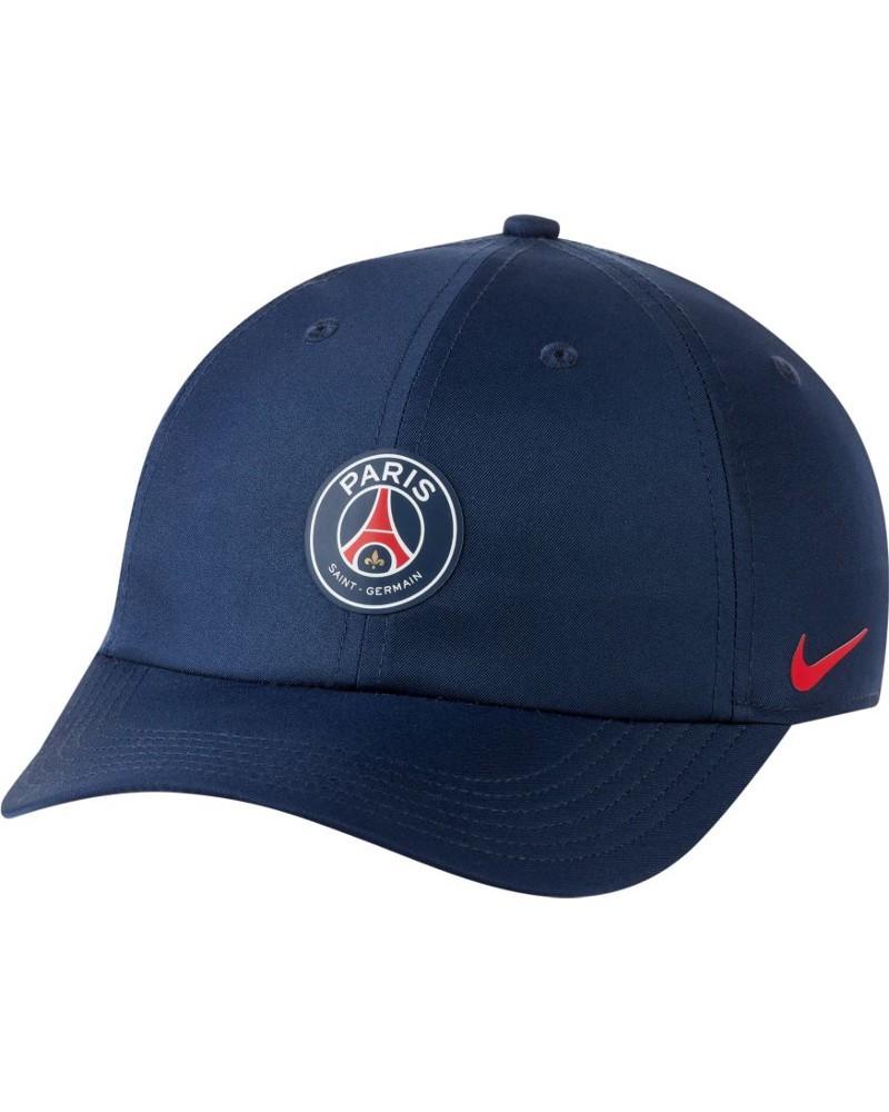 PSG Nike Cappello Berretto Unisex Blu Heritage 86 Heritage 86 Cotone 0