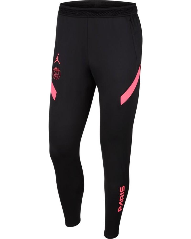 PSG Nike Jordan Pantaloni tuta Pants Nero 2021 Training Dry Strike 0