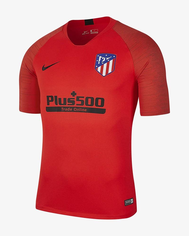 Atletico Madrid Nike Maglia Allenamento Breathe Squad Top Rosso 2019 20 0