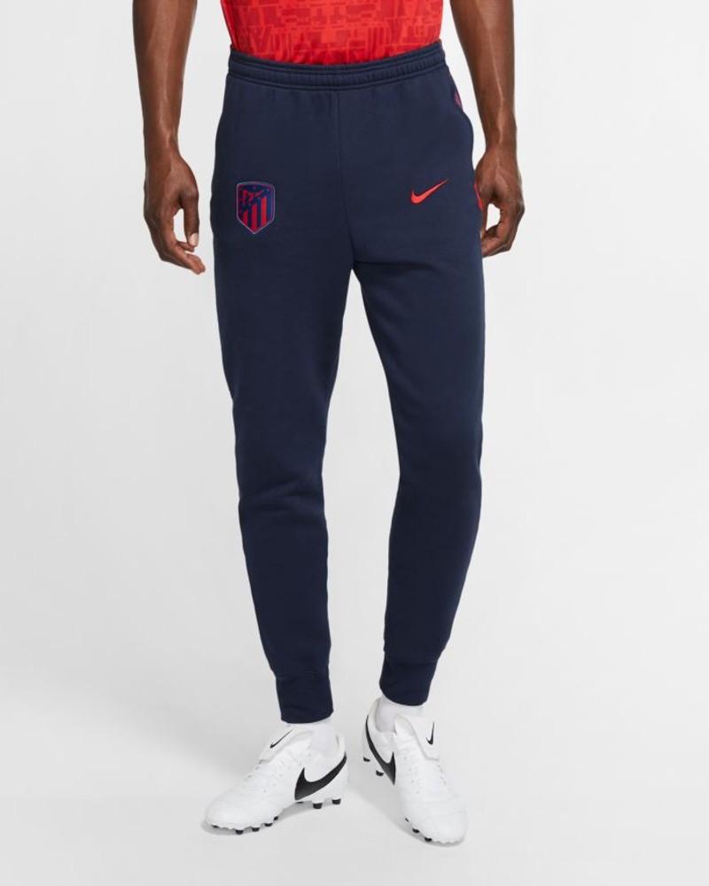 Atletico Madrid Nike Pantaloni tuta Pants Blu UOMO Cotone 2020 21 0