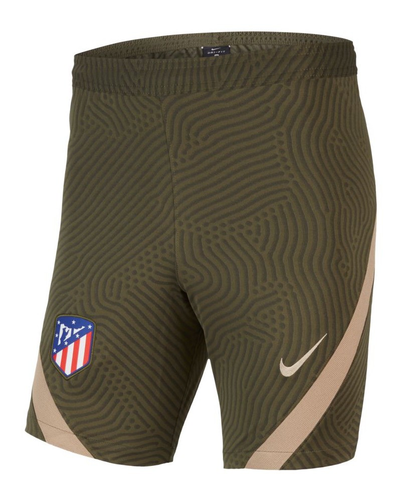 Atletico Madrid Nike Pantaloncini allenamento Shorts Dry Strike Verde 2020 21 0