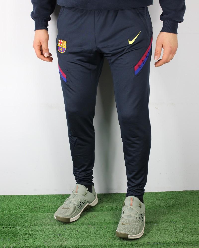 Barcellona Nike Pantaloni tuta Pants Blu 2020 Training Dry Squad 0