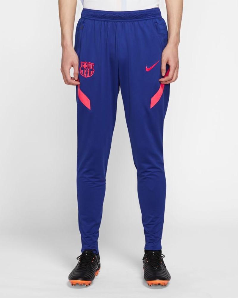 Barcellona Nike Pantaloni tuta Pants 2021 Blu UOMO Training Dry Strike 0
