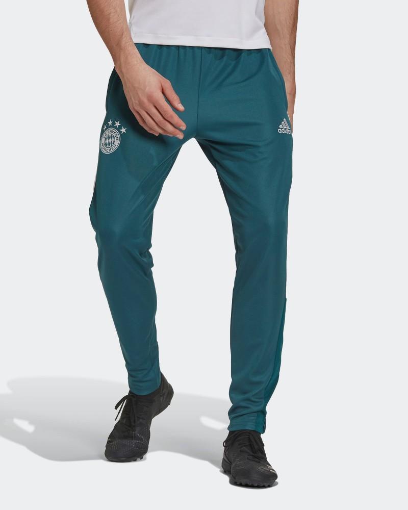 Bayern Monaco Adidas Pantaloni tuta Pants Training Tiro Verde UOMO 2021 0