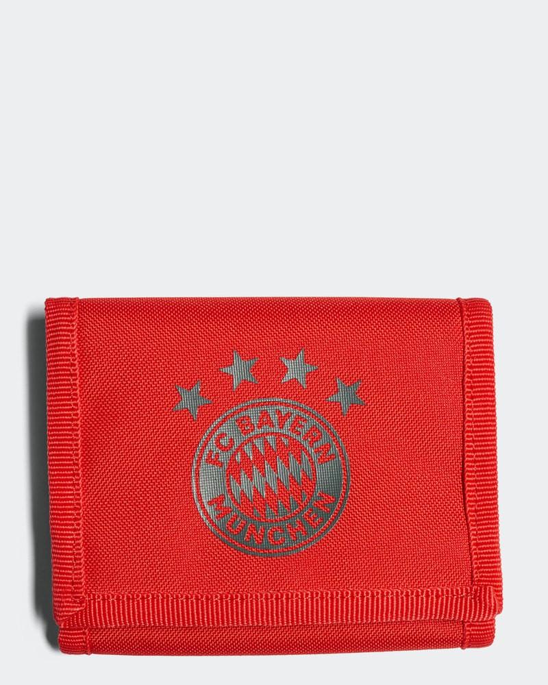 Bayern Monaco Adidas portafoglio porta documenti porta monete wallet tg Unisex 0
