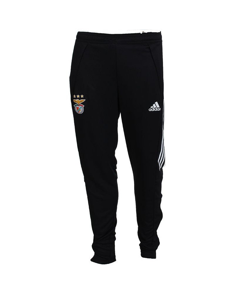 Benfica SLB Adidas Pantaloni tuta Pants Nero AEROREADY 2020 21 0