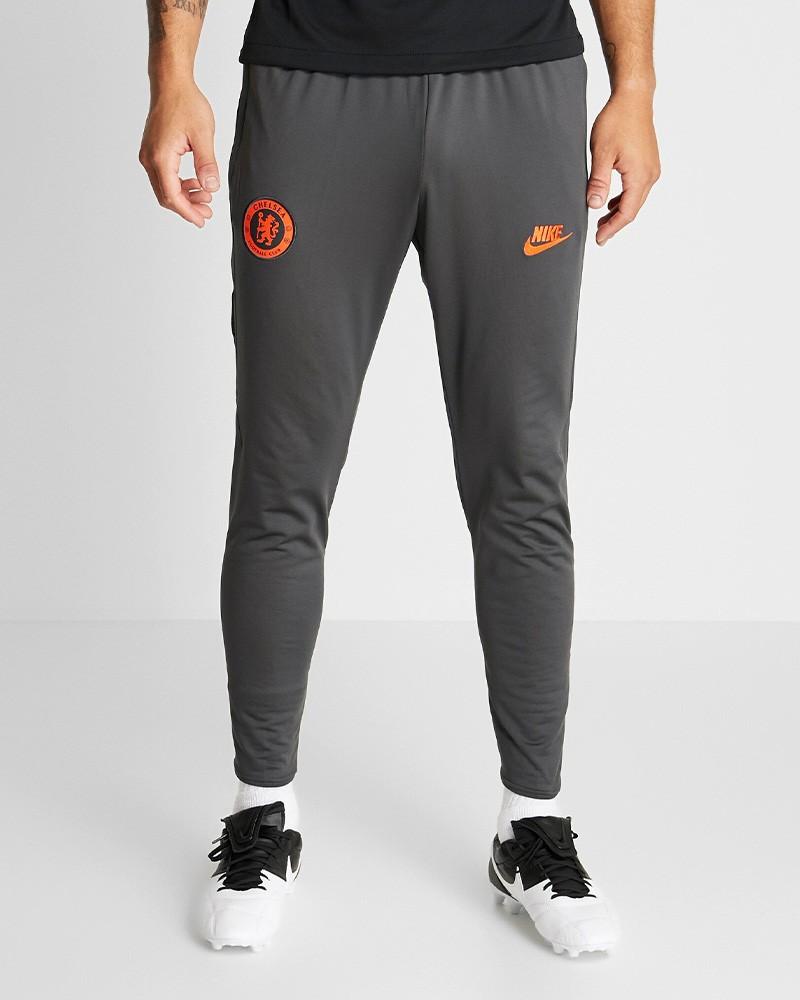 Chelsea Fc Nike Pantaloni tuta Pants 2019 20 Training Dry Squad Grigio 0