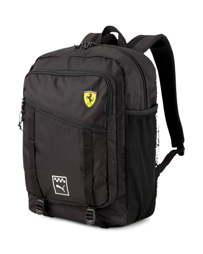 Ferrari Puma Zaino Bag Backpack Nero 2021 SPTWR motorsport sportswear lifestyle 0