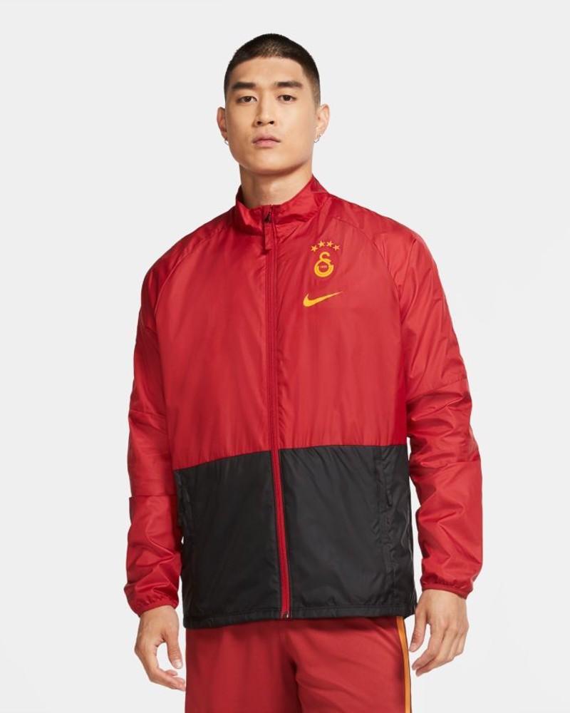 Galatasaray Nike Giacca vento pioggia all weather Academy AWF UOMO Rosso 0