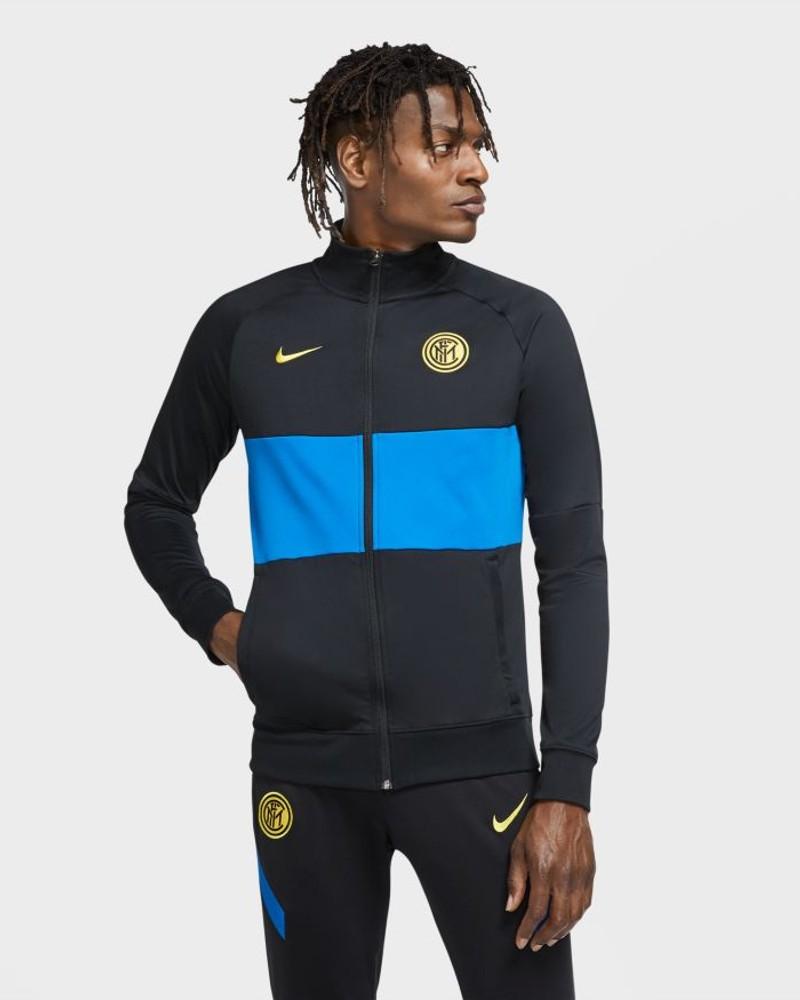 Inter fc Nike Giacca Tuta pre gara pre match UOMO Blu 2020 21 0