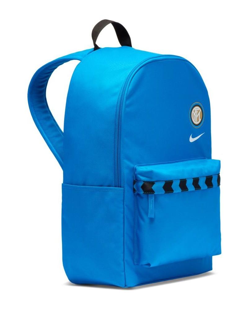 Inter fc Nike Zaino Bag Backpack tg Azzurro STADIUM 2021 0