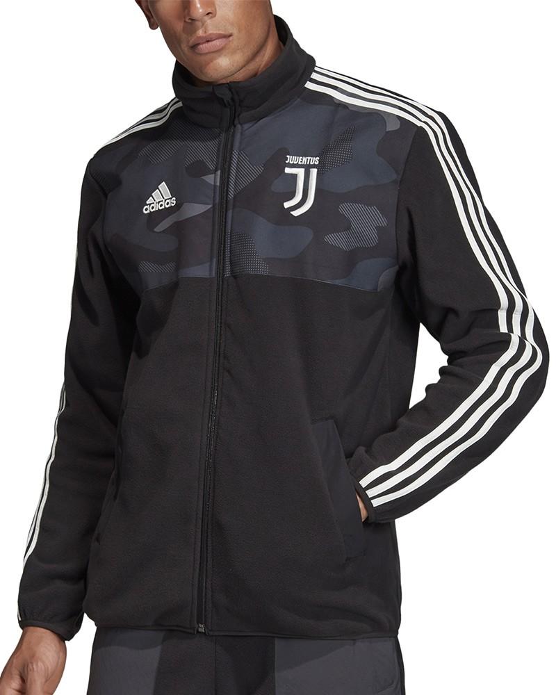 Juventus Adidas Giacca Tuta Jacket 2019 20 SSP Fleece Top 0