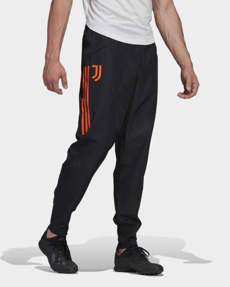 Juventus Adidas Pantaloni tuta Pants Presentation UCL Uomo Nero 2020 21 Home 0