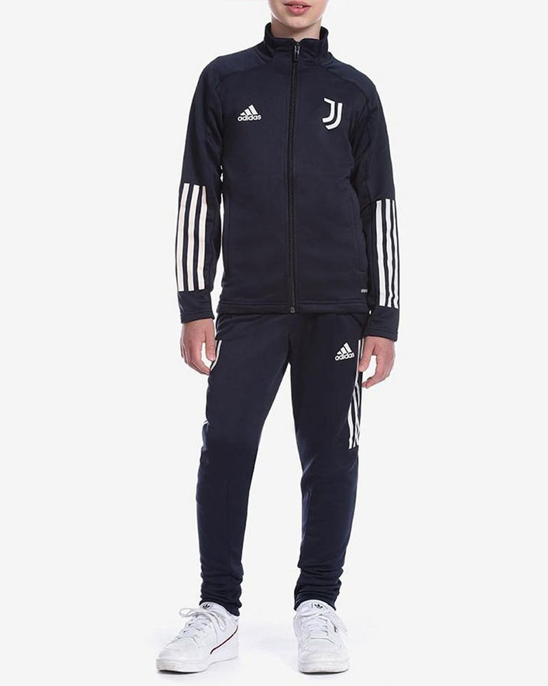 Juventus Adidas Tuta Allenamento Training 2020 21 Ragazzo Bambino AEROREADY 0