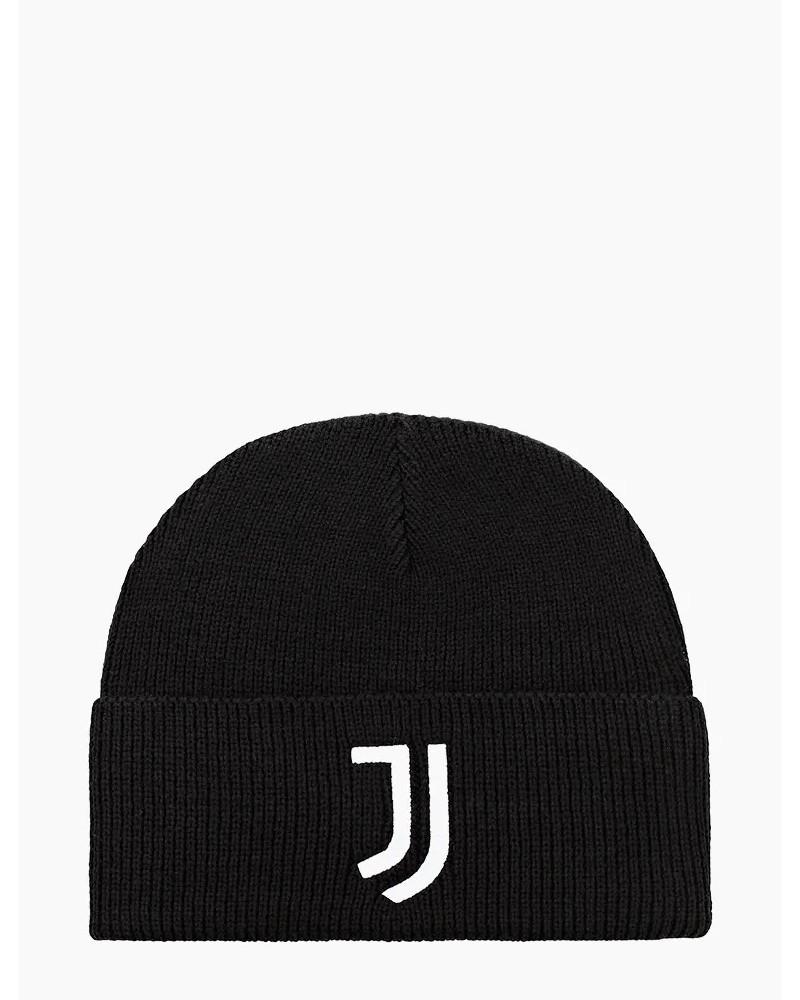 Juventus Adidas Cappello Invernale Beanie Woolie Unisex 2020 21 Nero 0