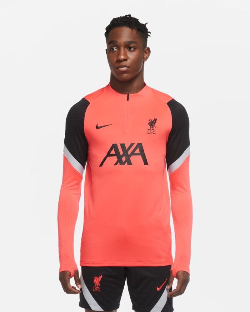 Liverpool Fc Nike strike dril top UEFA Felpa Allenamento Training Sweatshirt 0