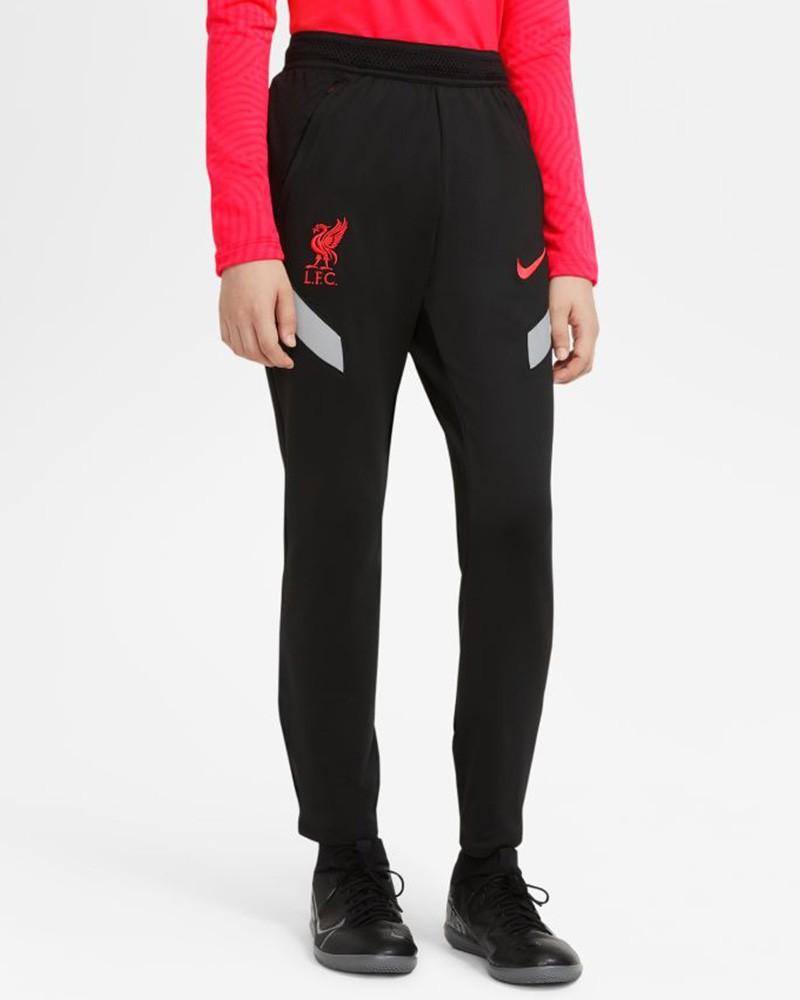 Liverpool Fc Nike Pantaloni tuta Pants 2021 Dry Strike Nero Ragazzo 0