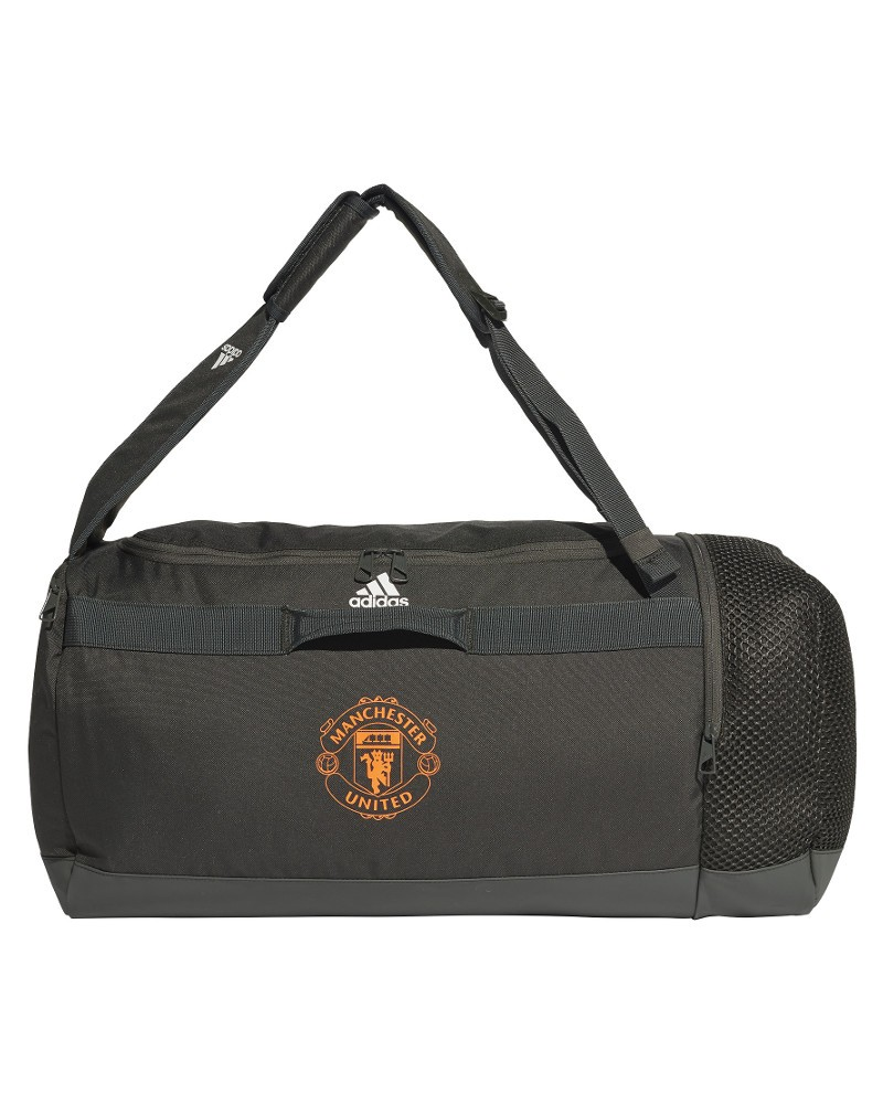 Manchester United Adidas Borsa Borsone Duffle bag Nero 2020 21 0