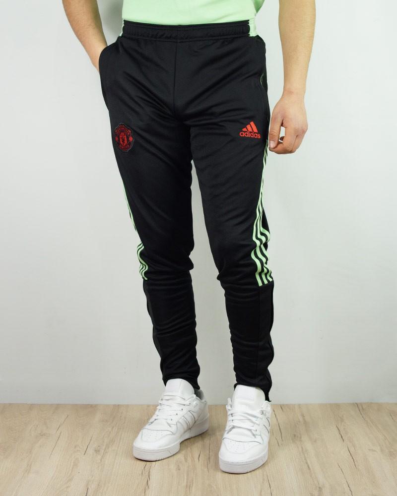 Manchester United Adidas Pantaloni tuta Pants Nero UOMO AEROREADY 2021 Training 0