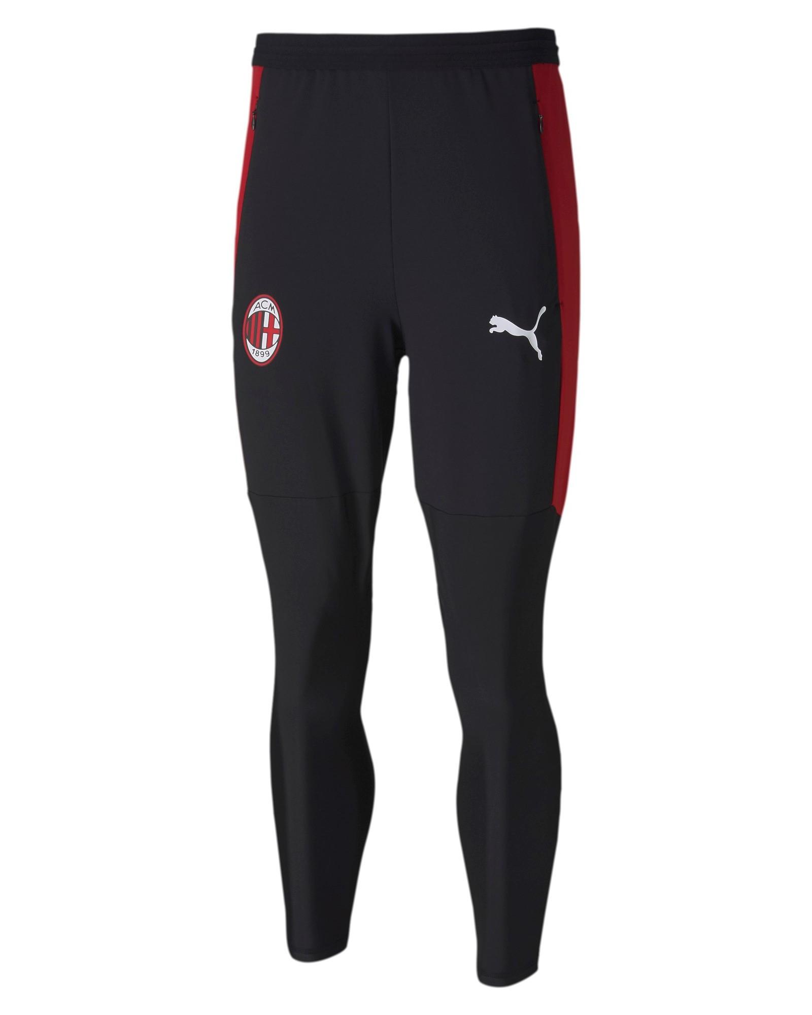 Ac Milan Puma Pantaloni tuta training PRO stadium Nero 2020 21 0