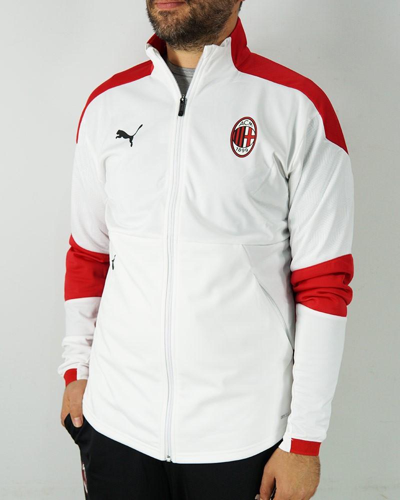 Ac Milan Puma Giacca Tuta allenamento Training 2020 21 Versione panchina UOMO 0