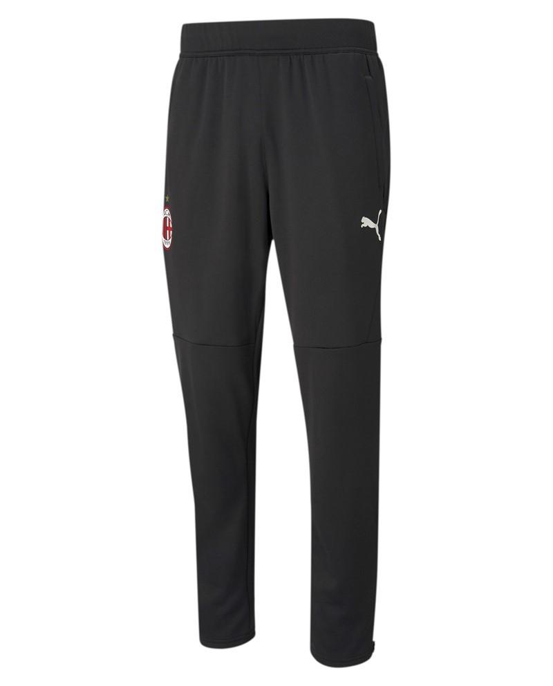 Ac Milan Puma Pantaloni tuta Pants training Stadium WARM UP Nero UOMO DryCell 0