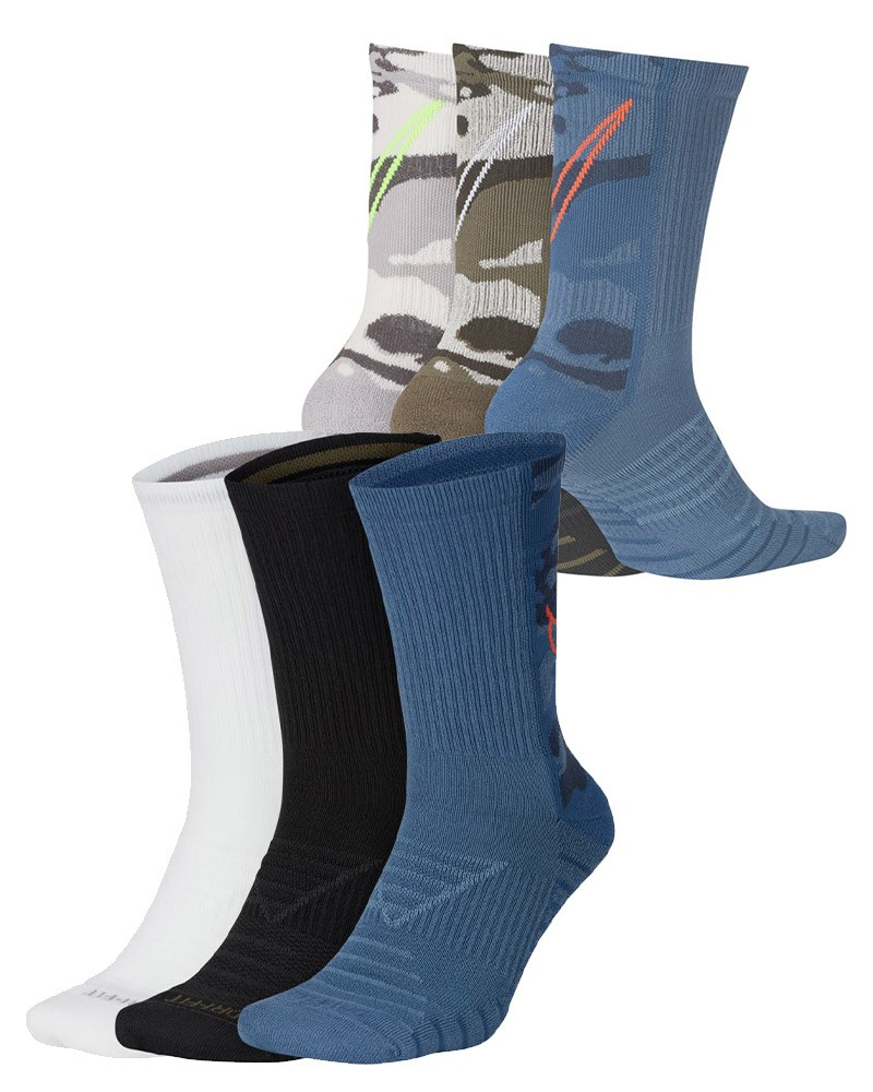 Everyday max Cushioned Nike Calze Calzettoni Calzettoni Socks Unisex Multicolor 0