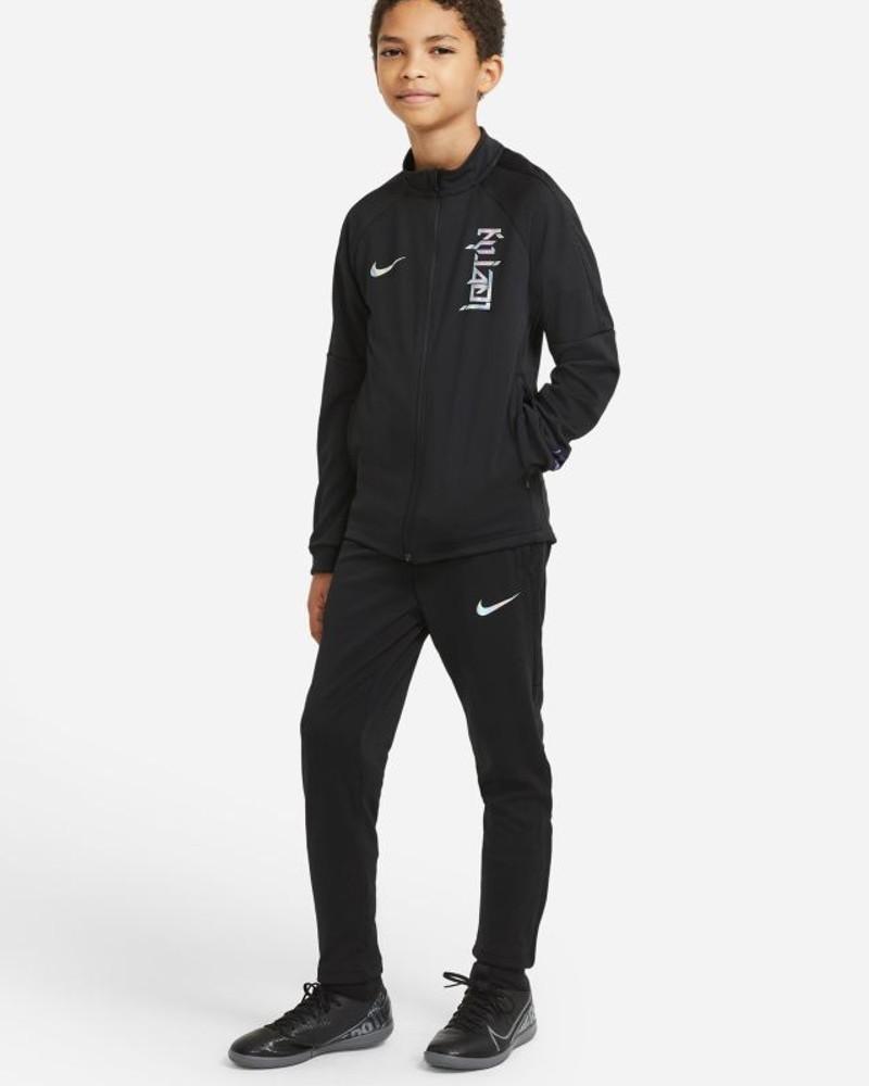 Dry Stryke Kylian Mbappé Nike Tuta Intera Tracksuit Ragazzo bambino Nero 2021 0