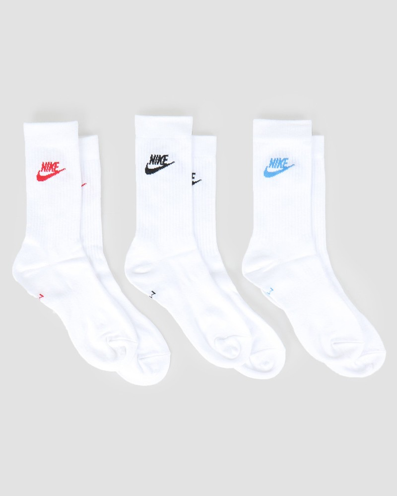 Everyday Lightweight Sportswear Nike Calze Calzini Socks Unisex kit 3 paia 0