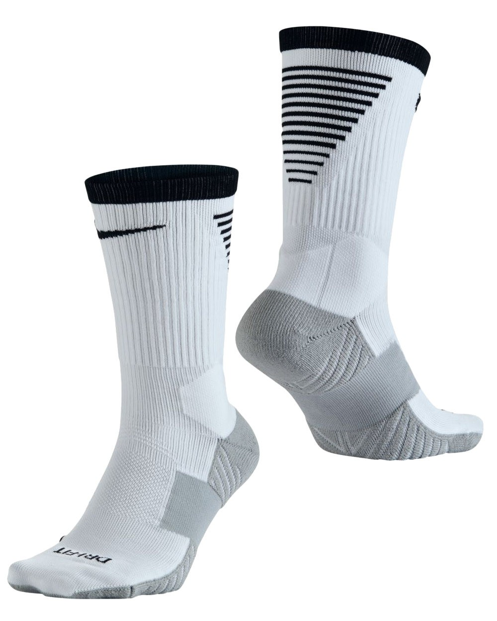 Squad Crew Football Nike Calzettoni Calzini Calze Socks Uomo Bianco 0