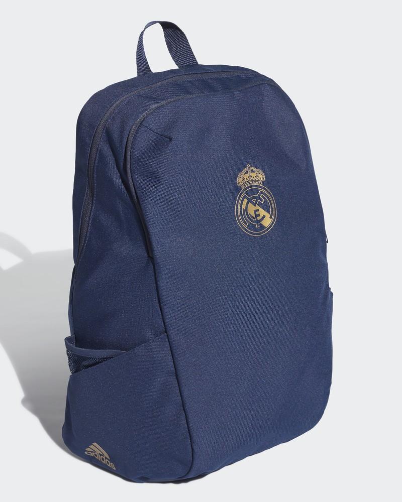 Real Madrid Adidas Zaino Bag Backpack tg Blu ID 2019 20 Tempo Libero 0