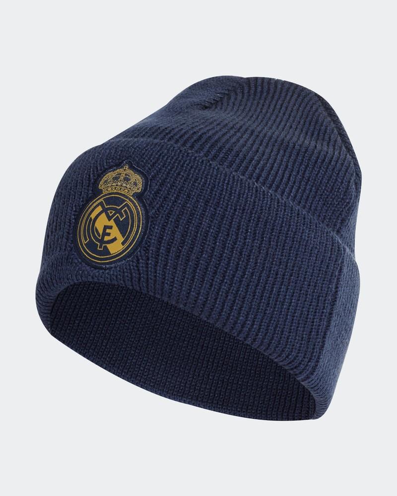 Real Madrid Adidas Cappello invernale lana WOOLIE tg Unisex Blu 2019 20 0