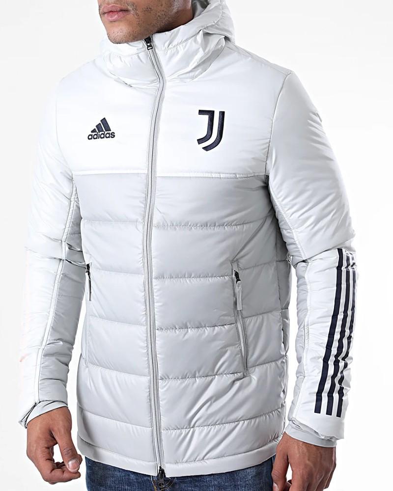 Juventus Adidas Bomber Piumino Giubbotto UOMO Bianco Winter 0