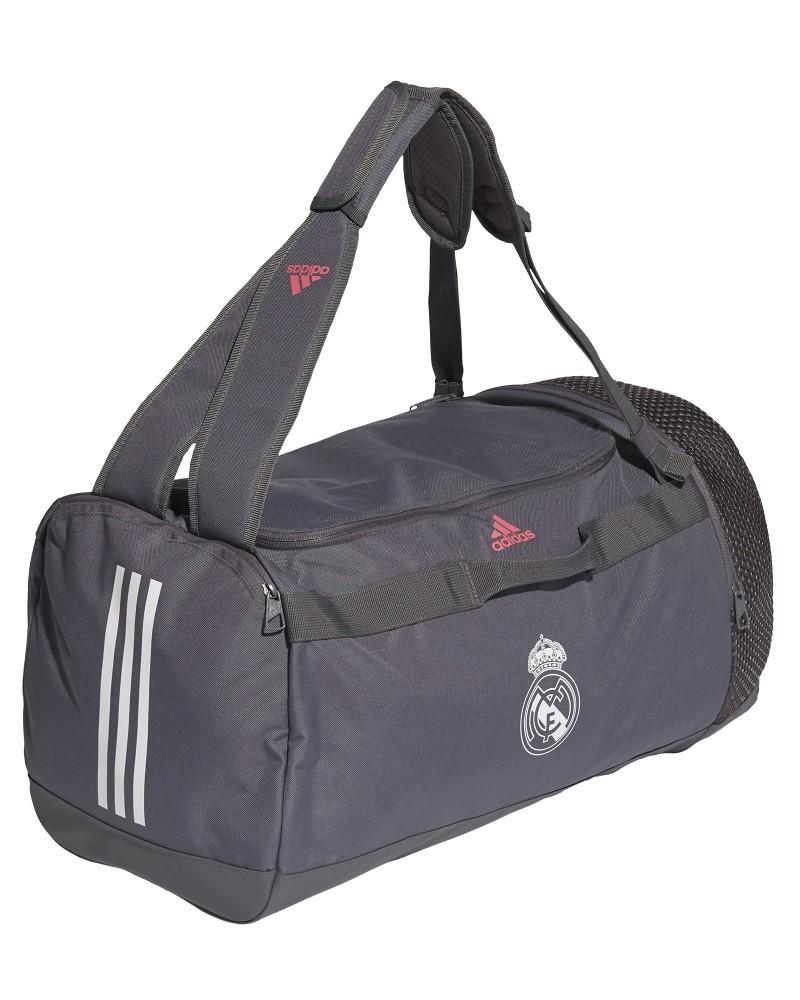Real Madrid Adidas Borsone Borsa Holdall Duffle bag 2020 21 Grigio 0