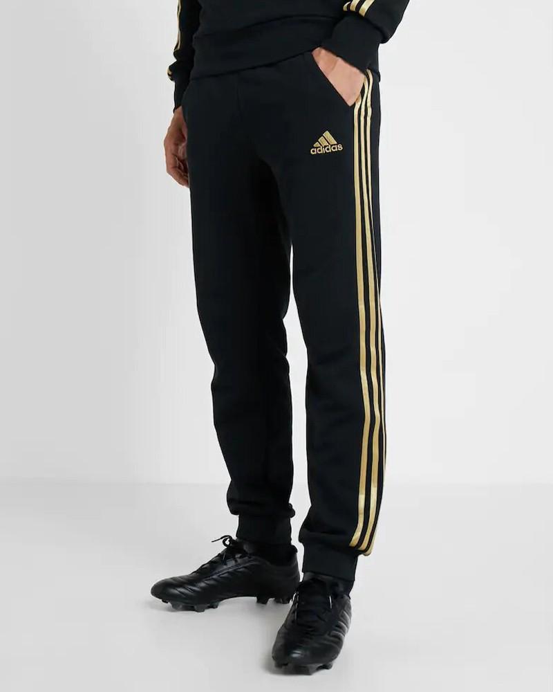 Real Madrid Adidas Pantaloni tuta Pants 2019 20 Sweat Cuff Nero Cotone 0
