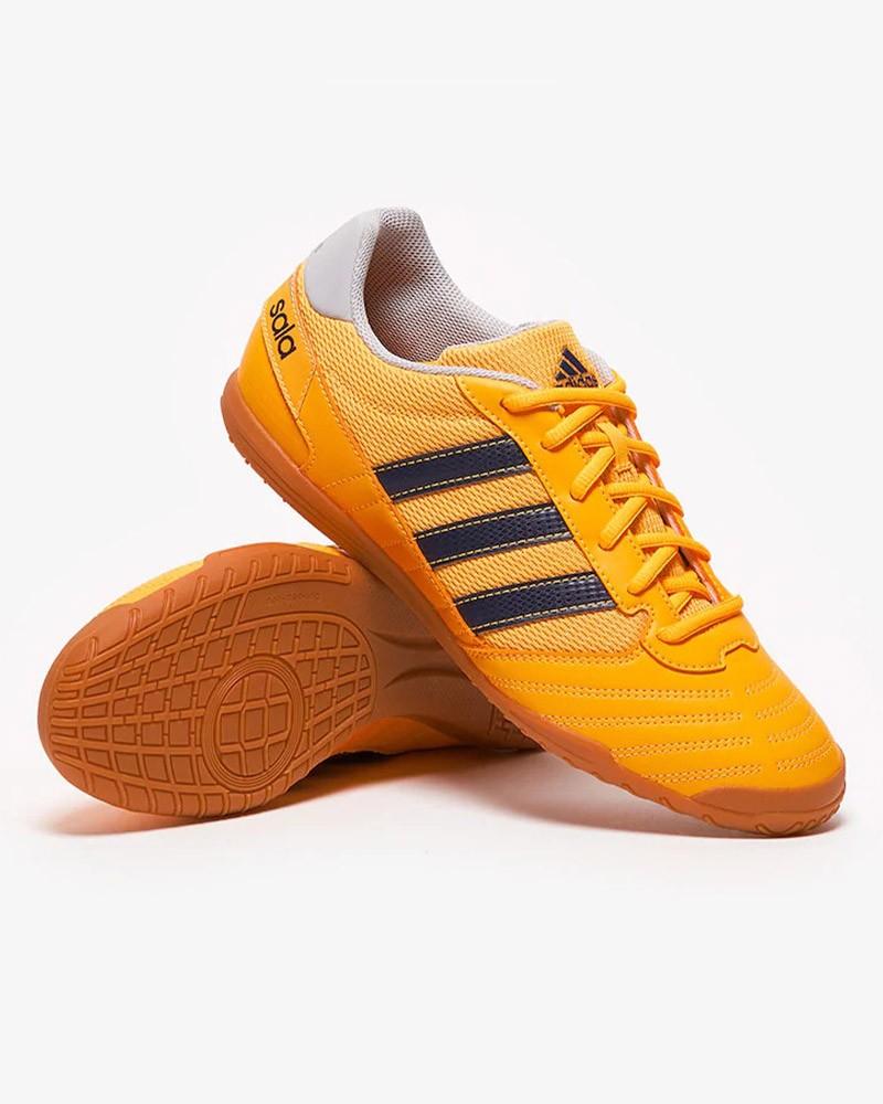 Adidas Scarpe Calcio Calcetto Super Sala UOMO Indoor Giallo 0