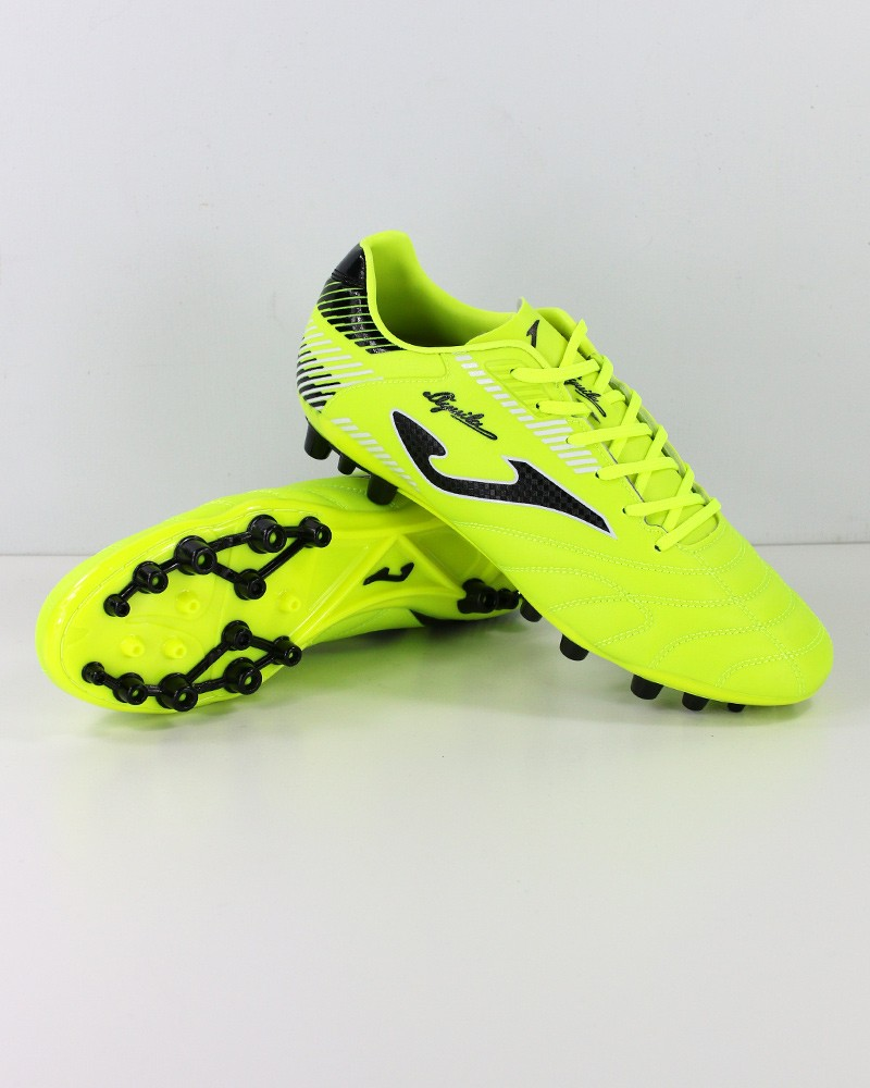 Joma Scarpe Calcio Football Aguila Giallo Fluo 2011 AG Artificial Grass 0