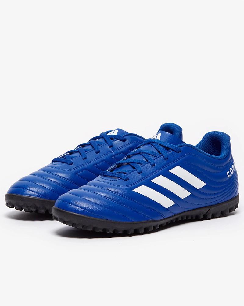 Adidas Scarpe Calcetto Calcio Football Copa UOMO Blu 20.4 Turf Trainers 2020 0