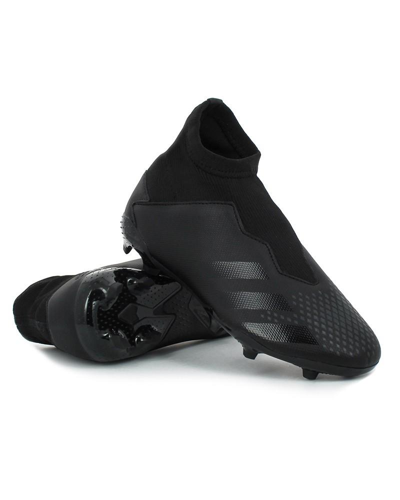 Adidas Scarpe Calcio Football Predator 20.3 laceless FG Senza lacci Bambino 0