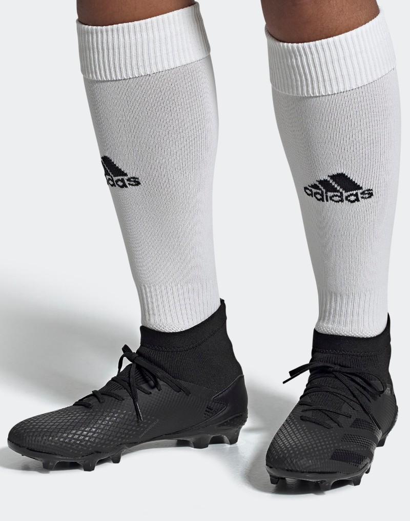 Adidas Scarpe Calcio Football Predator 20.3 FG UOMO Nero 0