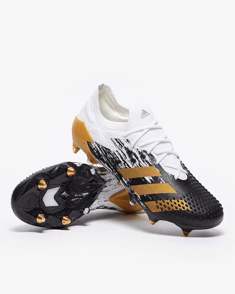 Adidas Scarpe Calcio Football Predator 20.1 Mutator FG Elite UOMO Bianco 0