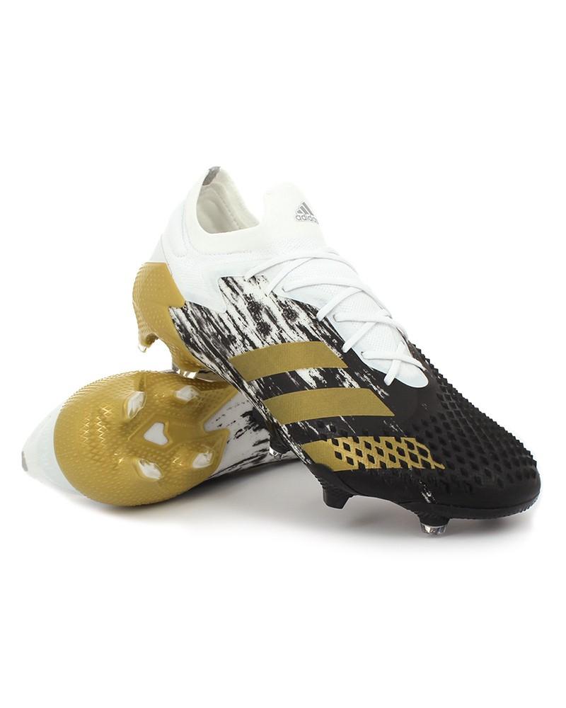 Adidas Scarpe Calcio Football Mutator 20.1 LOW FG Elite UOMO Bianco PRIMEMESH 0