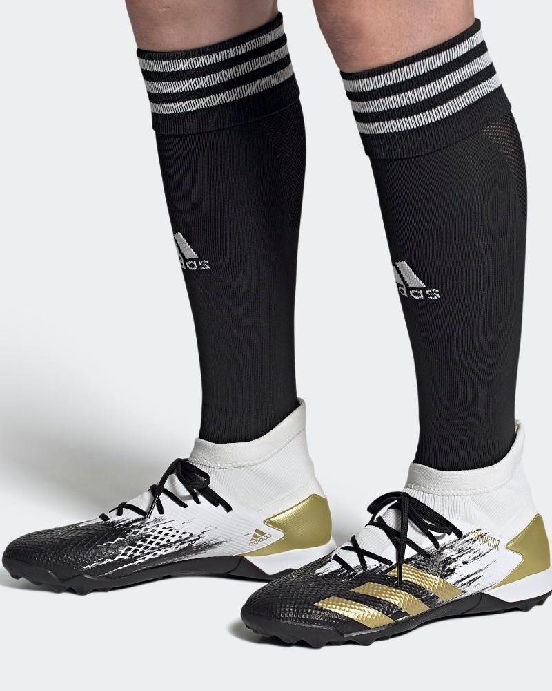 Adidas Scarpe Calcio Calcetto Predator MUTATOR 20.3 Turf UOMO Bianco 2020 21 0
