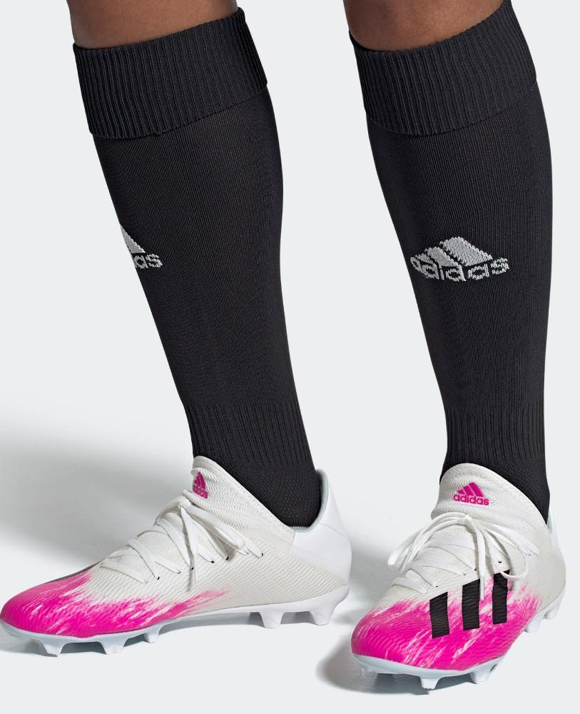 Adidas Scarpe Calcio Football X 19.3 FG UOMO Bianco knit 2020 0