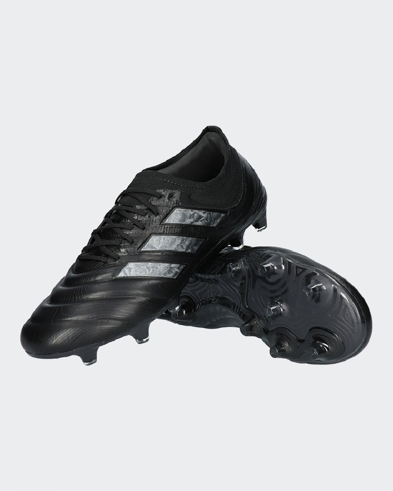 Adidas Scarpe Calcio Football Copa COPA 20.1 FG Uomo Nero Vera Pelle 0