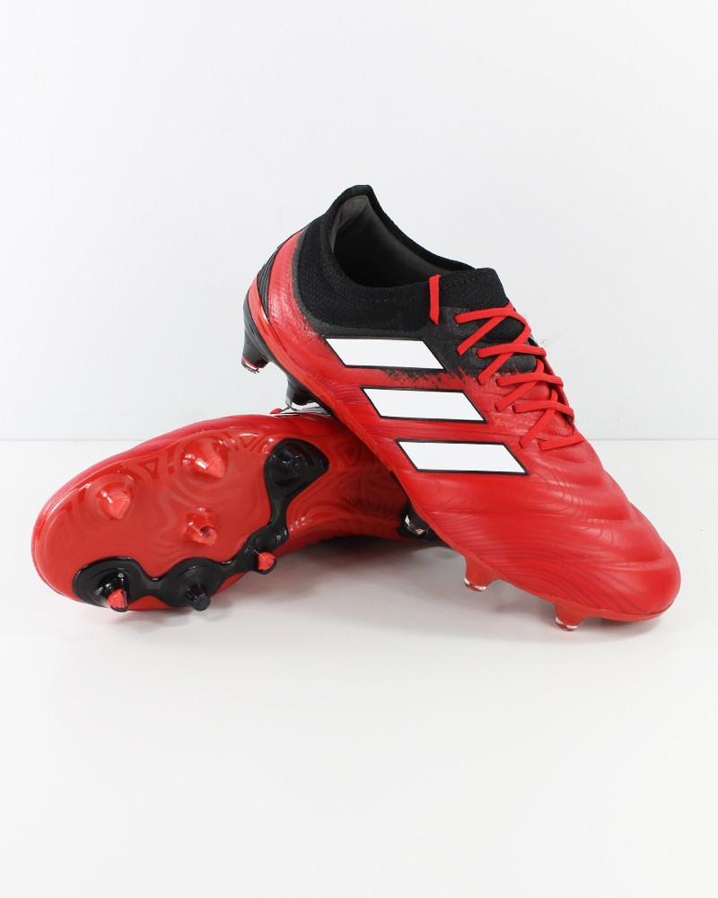 Adidas Scarpe Calcio Football Copa 20.1 FG Giallo Vera Pelle 0
