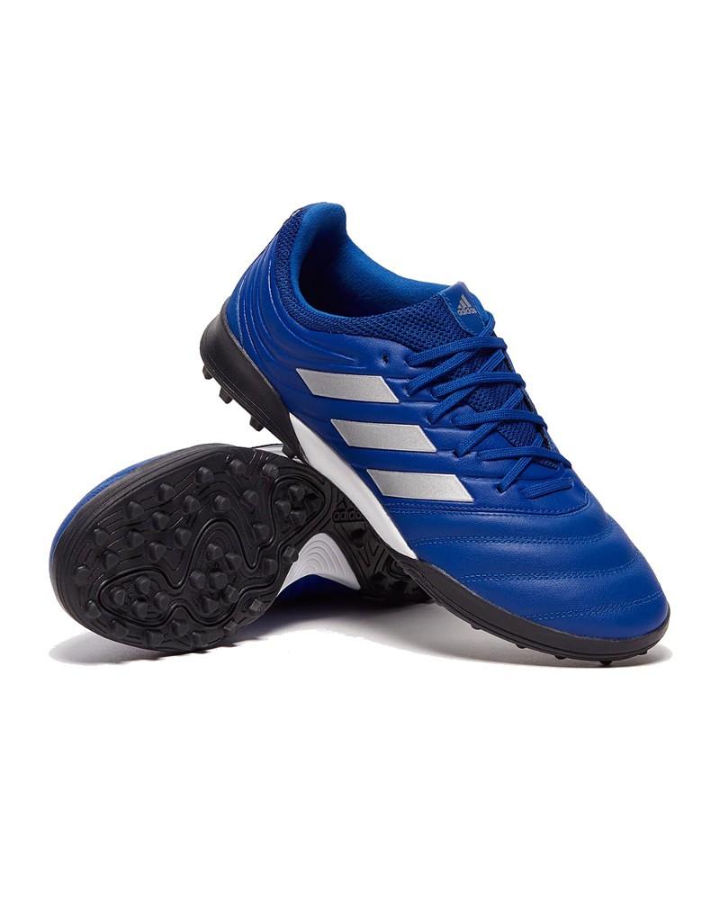 Adidas Scarpe Calcio Calcetto Football Copa 20.3 Turf Blu 0