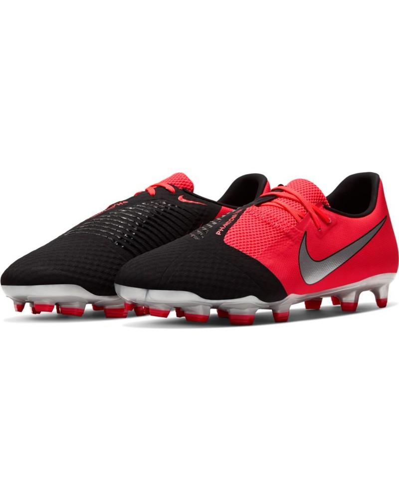 Nike Scarpe Calcio Football Hypervenom Phantom Venom Academy FG Uomo Rosso 0