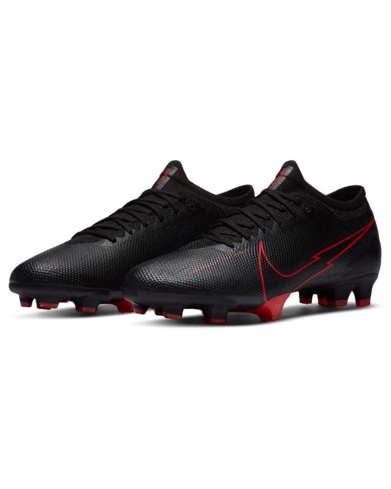 Nike Scarpe Calcio Football Mercurial Vapor 13 Pro FG Nero Firm Ground FG